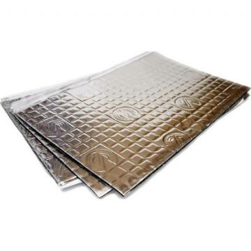 Silent Coat 2mm Mat Door Pack